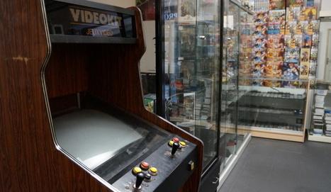 NÎMES Les jeux vidéos rétros à l'honneur chez Level Games - Objectif Gard | Le jeu vidéo en bibliothèques publiques | Scoop.it