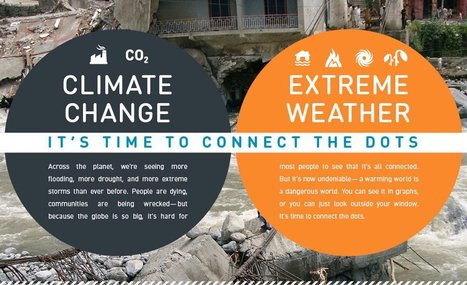Connecting the Dots Between Climate Change and Extreme Weather | JWK Geography | Scoop.it