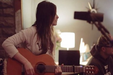 Kacey Musgraves Takes Us Behind the Scenes of New Song, 'Family Is Family' [Exclusive Premiere] | Country Music Today | Scoop.it