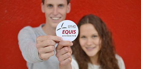 L'excellence de l'ESSCA saluée par la prestigieuse accréditation EQUIS | Actualités ESSCA | Scoop.it