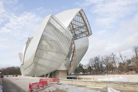 Fondation Louis Vuitton : un nouvel écrin pour l'ART CONTEMPORAIN | The Architecture of the City | Scoop.it
