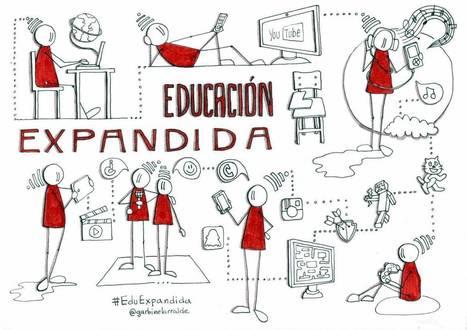Educación Expandida by @garbinelarralde | Nuevas tecnologías aplicadas a la educación | Educa con TIC | APRENDIZAJE | Scoop.it