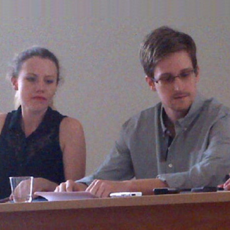 Edward Snowden: Die mysteriöse Beraterin Sarah Harrison | Sankt Petersburg | Scoop.it
