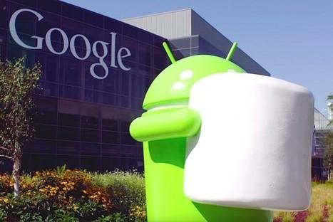 C'est parti pour Android 6.0 ! | New technology | Scoop.it