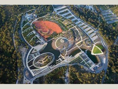 World Architecture Festival 2013 - Landscape winner: The Australian Garden, Cranbourne   Australian Plants on the Web   Scoop.it