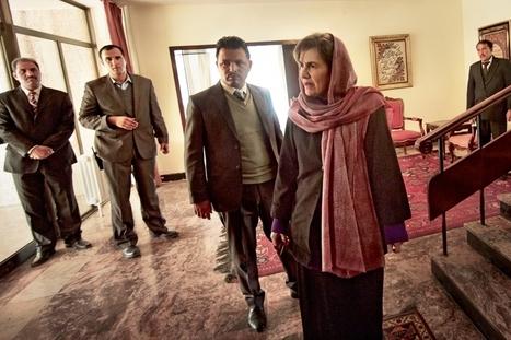 Rula Ghani, l'épouse du président afghan, compte se battre pour les femmes de son pays   A Voice of Our Own   Scoop.it