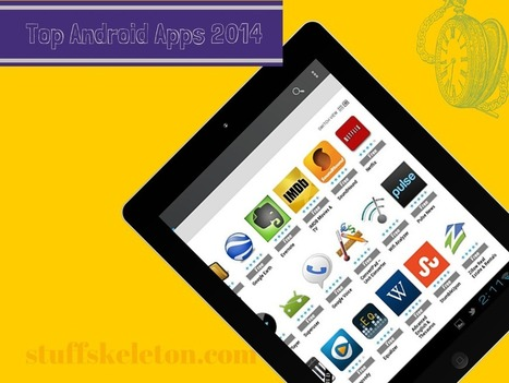 10 Top Android Apps from the Month of August 2014   How to guides   Scoop.it