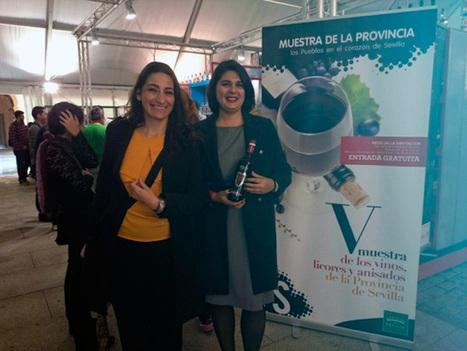 Rotacode asiste a la V Muestra de vinos, licores y anisados de Sevilla | Rotacode Marketing Mobile | Scoop.it