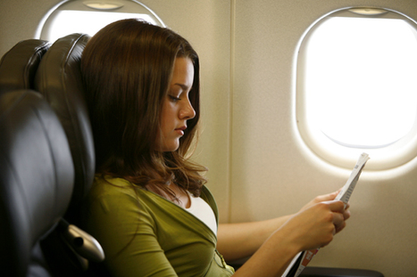 How to Survive a Long Flight | Business Brainpower with the Human Touch | Scoop.it
