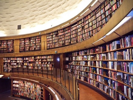 Secrets of the Stacks — Book Excerpts — Medium | Reading discovery | Scoop.it