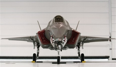 F-35 Fleet Grounded After Cracked Engine Blade Discovered   US Navy   Scoop.it