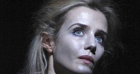 Lisa Dwan's acclaimed Beckett trilogy pushes performance to the limits, | The Irish Literary Times | Scoop.it