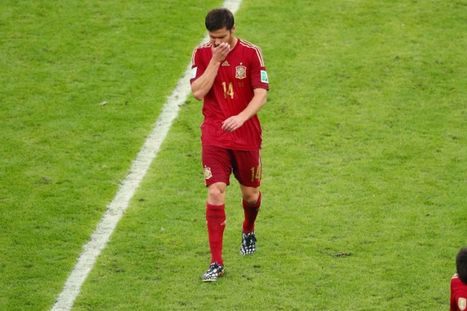 Spain will be World Cup laughing stock if we don't beat Australia warns Xabi ... - Mirror.co.uk | Spain World Cup | Scoop.it