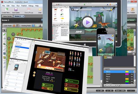 Apprendre en s'amusant ou Utiliser les jeux vidéos dans un projet pédagogique | | Jeux sérieux et Gamification | Scoop.it
