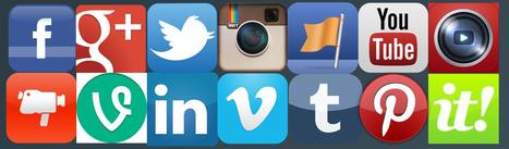 Réseaux sociaux mobiles pour une utilisation professionnelle : 9 tutoriels et 6 guides complets | alexfromdijon | Scoop.it