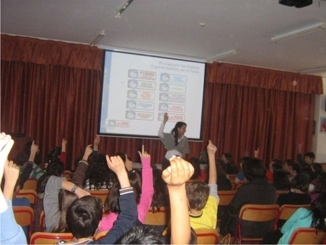 Europe's AntiBullying Campaign (e-abc): 2ο Δημοτικό Σχολείο Πόρτο Ράφτη. Διαδραστική Παρέμβαση Πρόληψης για τον Εκφοβισμό   Εκφοβισμός και Διαδικτυακός Εκφοβισμός   Scoop.it