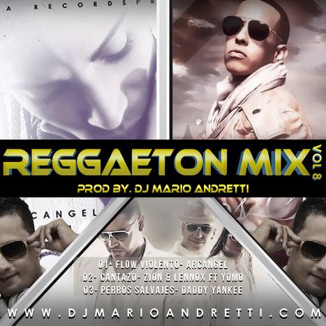 Mario Andretti Lanza Un Nuevo Remix Urbano   DJ Juan Master   Scoop.it