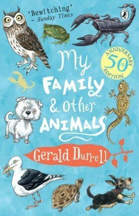 Review: My family and other animals by Gerald Durrell | arpita2960 | Scoop.it