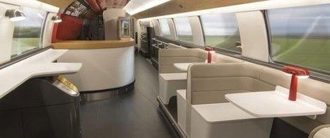 On sait à quoi ressemblera le TGV Oceane reliant Paris à Bordeaux et Toulouse | Voyages et Tourisme | Scoop.it