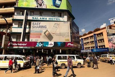 Silicon Savannah: Is Africa tipped for a tech take-off?   Diaspora investments   Scoop.it