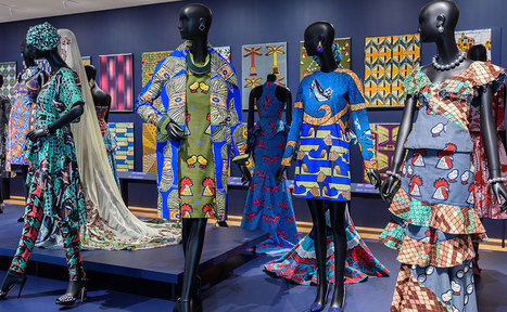 How Dutch Wax Fabrics Became a Mainstay of African Fashion | African Business : Rebranding, Retailing  & Developing | Scoop.it