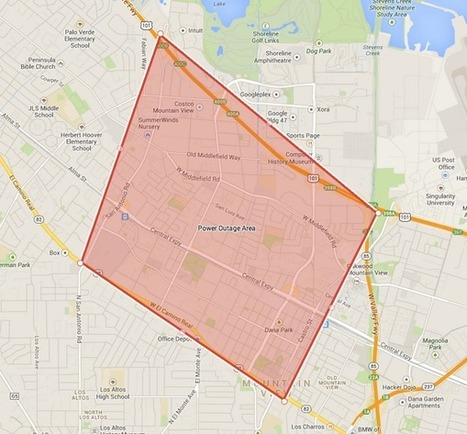 Twitter / MountainViewPD: POWER OUTAGE affecting approx ... | Site_outages | Scoop.it