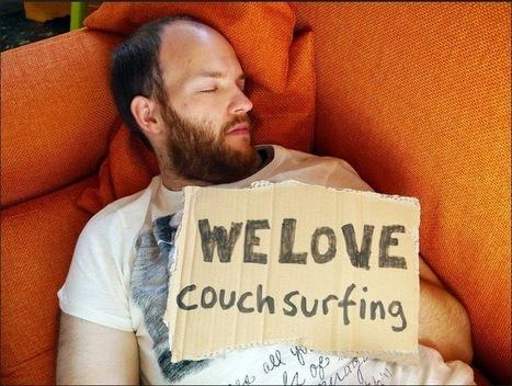 Sapete cos'è Couchsurfing? | Souvenir | Scoop.it