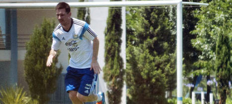 Messi comienza su proceso de rehabilitación en Buenos Aires - Información | 2.0 | Scoop.it