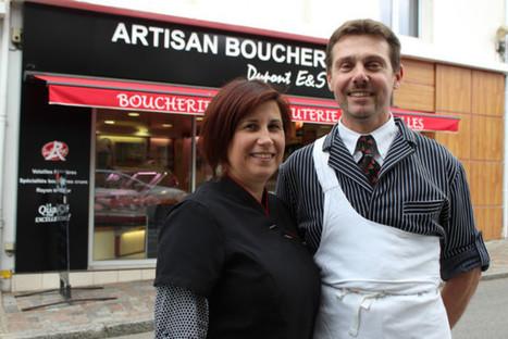 """Ploërmel Le boucher du centre-ville sacré """"Compagnon du goût""""   Boucher Information Communication Boucherie Nationale et Internationale   Scoop.it"""