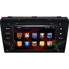 7 inch Digital Touch Screen OEM Replacement System for Mazda 3 old with GPS DVD Radio TV Bluetooth | car dvd gps | Scoop.it