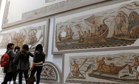 Des œuvres du Musée du Bardo bientôt exposées à Lampedusa | LVDVS CHIRONIS 3.0 | Scoop.it