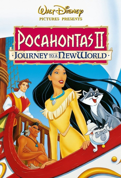 Pocahontas II: Journey to a New World 1998 - Watch Online - Free Animated Movies | Free Animated Movies and Online Games | Scoop.it