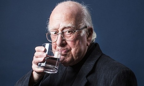 Peter Higgs interview: 'I have this kind of underlying incompetence' | Daily Magazine | Scoop.it