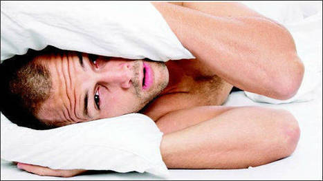 Why you are not sleeping - Mumbai Mirror -   Healthy Lifestyle   Scoop.it