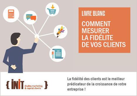 Comment mesurer la fidélité de vos client ? (Livre blanc) | Customer Experience, Satisfaction et Fidélité client | Scoop.it