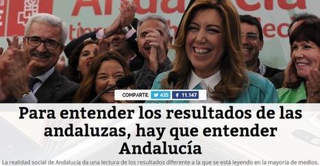 Para entender los resultados de las andaluzas, hay que entender Andalucía | La R-Evolución de ARMAK | Scoop.it