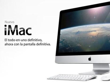 Nuevos iMac antes de que acabe el año - El Tribuno.com.ar   Antonio Galvez   Scoop.it