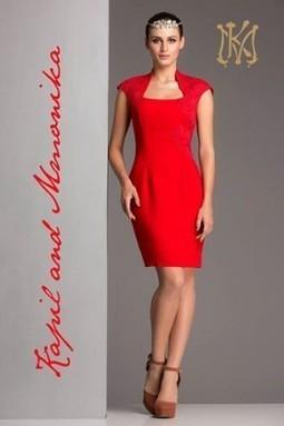 Dresses Online | Designer Wear for Women Available Online | KapilandMonika | Scoop.it