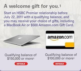 HSBC Premier Promo Gifts July 2011 | Growing Money | banking industry Premier | Scoop.it
