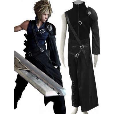 Final Fantasy VII Cloud Cotton Cosplay Costume | Cosplay Costumes | Scoop.it