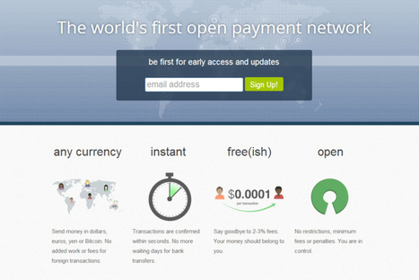 Google Ventures invests in OpenCoin, the firm behind Bitcoin exchange Ripple | RIPPLE | Scoop.it