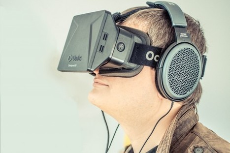 Virtual Nose Keeps Gamers From Feeling Sick | Technologies for Embodied Learning Experiences | Scoop.it