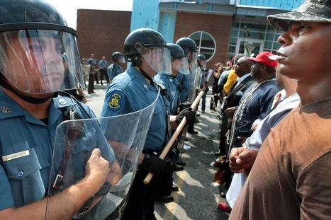 Ferguson et la nouvelle condition noire aux États-Unis - La Vie des idées | histgeoblog | Scoop.it