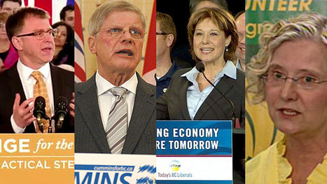 5 things to watch as BC election campaign kicks off - CBC.ca | BC Election- May 14, 2013 - Proudfoot | Scoop.it
