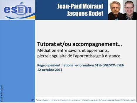 Support de communication à l'ESEN de Jean-Paul Moiraud et Jacques Rodet   Mon moleskine   Scoop.it