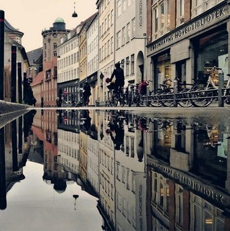 Reflection by Morten Nordstrøm   Order and, or Disorder   Scoop.it