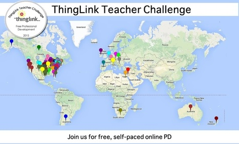 Join Our Global ThingLink Teacher Challenge | Social Media in Education | Scoop.it