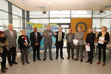 Remise du Prix de l'Enseignement Professionnel | Rotary District ... | Ecole de la construction | Scoop.it