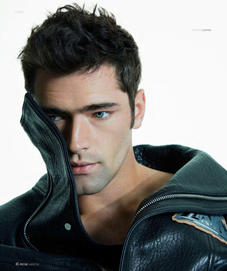 SEAN O'PRY POSES for PRESTIGE HONG KONG JANUARY COVER STORY | THEHUNKFORM.COM | Scoop.it