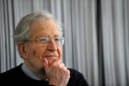Noam Chomsky: 'The Foundations of Liberty Are Ripped to Shreds' | A New Society, a new education! | Scoop.it